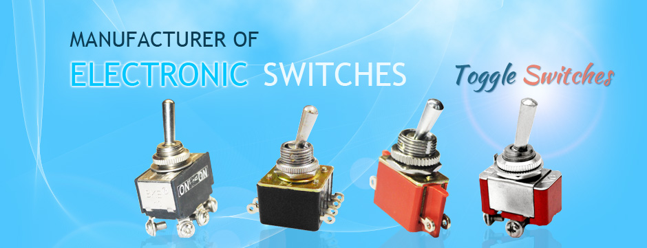 Manufacturer of Electronic Switches